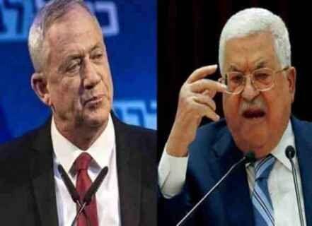 گفتگوی تلفنی وزیر جنگ اسرائیل با محمود عباس