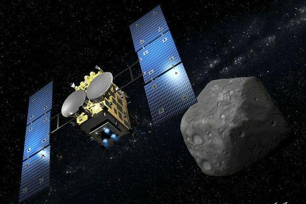 """بازگشت فضاپیمای """"هایابوسا-۲"""" پس از ۶ سال به زمین"""
