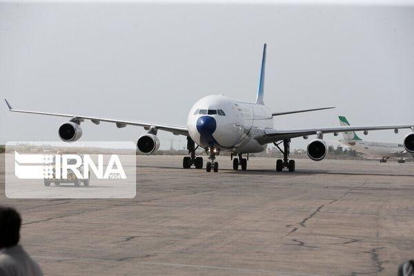 نقص فنی، پرواز شیراز را به مشهد بازگرداند