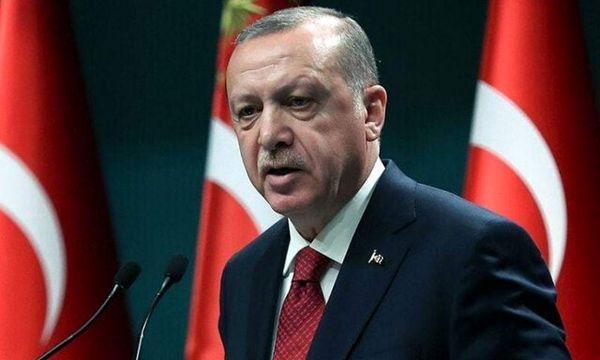 اردوغان: بایدن مشخص کند با تروریستهاست یا ما؟