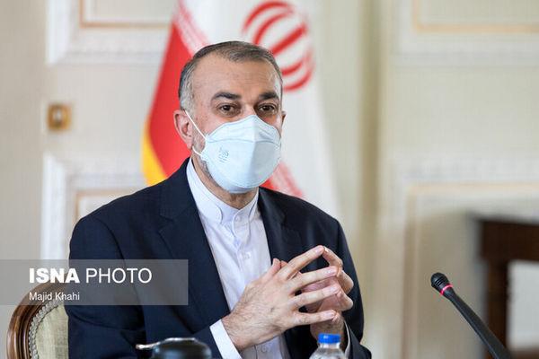 وزیرخارجه: ایران عزم جدی برای توسعه روابط همهجانبه با روسیه دارد