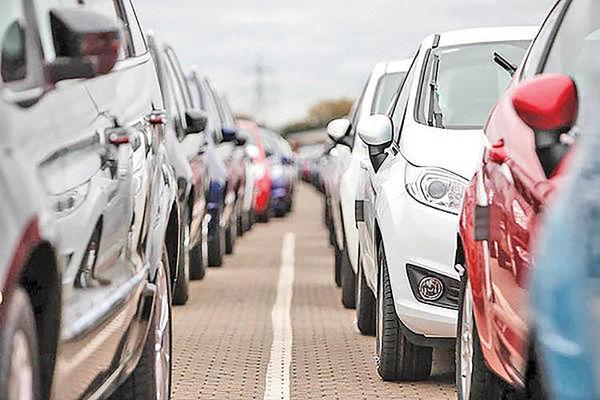 افت فروش خودرو در اروپا