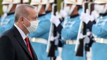 اردوغان داغدار شد