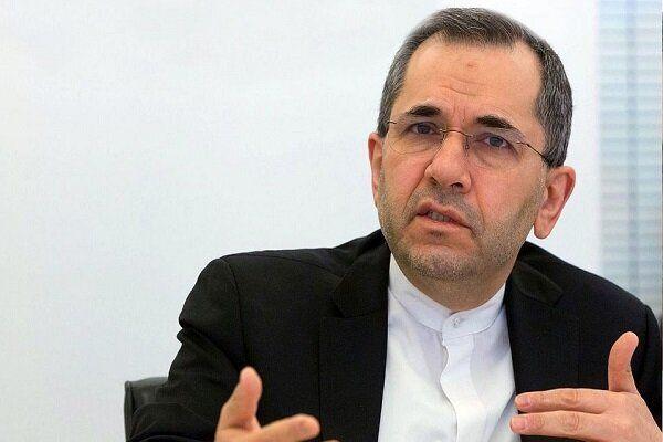 تختروانچی: شورای امنیت از اقدام آمریکا علیه ایران حمایت نمیکند