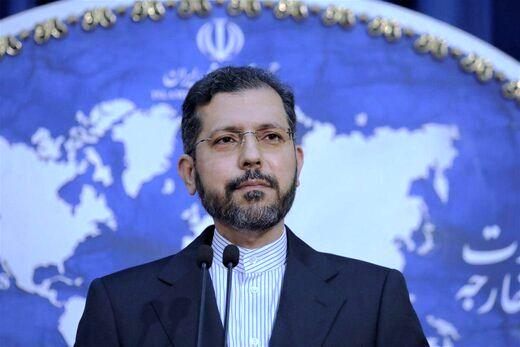 واکنش وزارت خارجه به خبر ابتلای ظریف به کرونا
