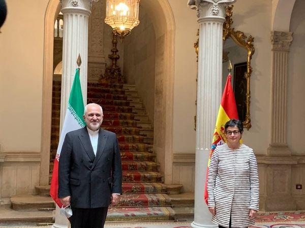جزئیات دیدار ظریف با وزیر امور خارجه و امور اتحادیه اروپایی اسپانیا