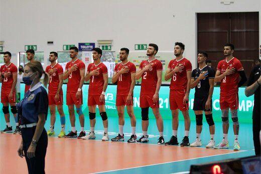 اتفاقی عجیب در والیبال ایران!