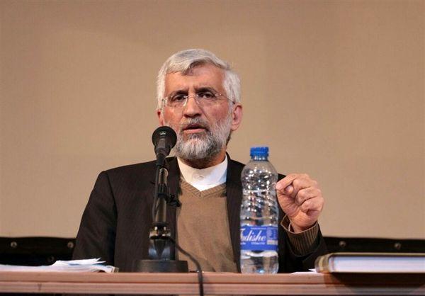 ماجرای گاف سعید جلیلی در مذاکرات هستهای