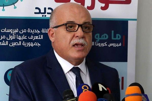 وزیر بهداشت تونس برکنار شد
