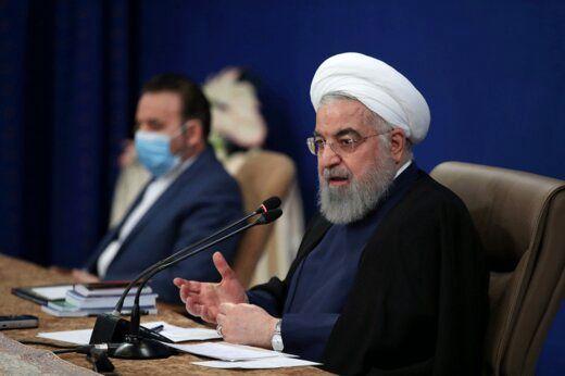 هشدار کرونایی روحانی: شاهد یک پیک خواهیم بود/ آنتی بادیها و پادتن ها به رقمی نرسیده که اطمینان بخش باشد/ امنیت جمعی ما هنوز کم است