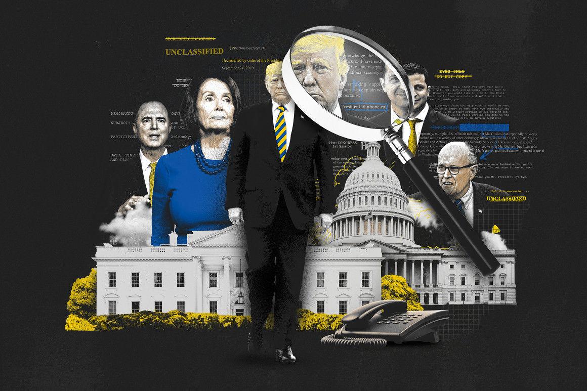 استیضاح ترامپ / اوکراین گیت