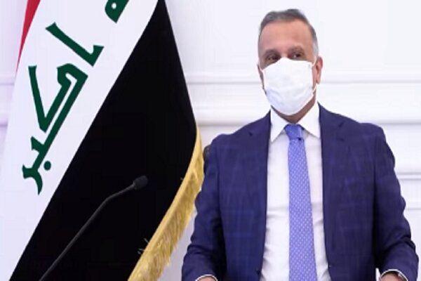 توئیت الکاظمی بعد از پایان رای گیری در عراق