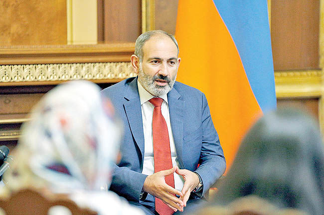 «نه» ارمنستان به تحریمهای ضدایرانی