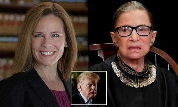 درخواست بایدن از سنا در واکنش به تعیین قاضی دیوان عالی توسط ترامپ