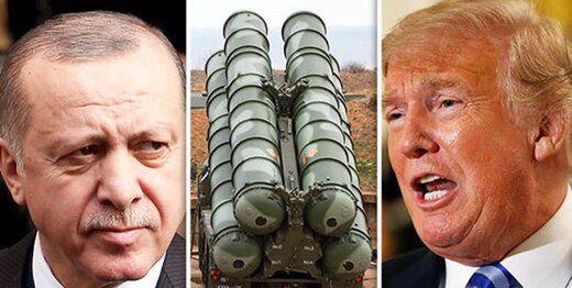 پمپئو: خرید اس۴۰۰ هدیه ترکیه به روسیه بود