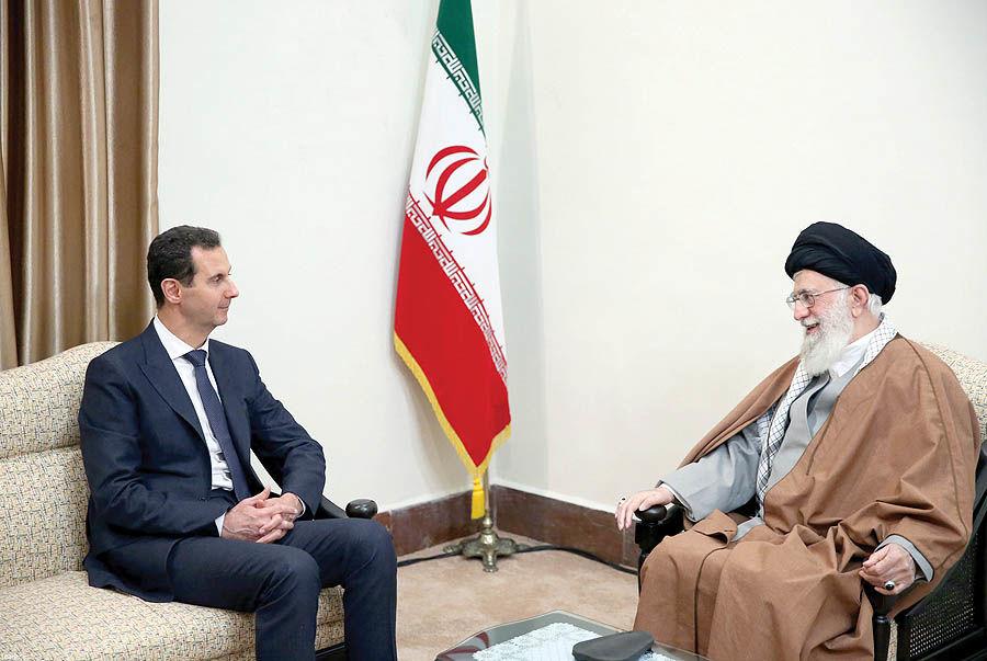 حمایت از سوریه را حمایت از مقاومت میدانیم و به آن افتخار میکنیم