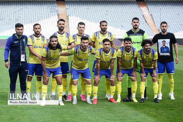 بازیکنان نفت مسجد سلیمان ممنوع المصاحبه شدند