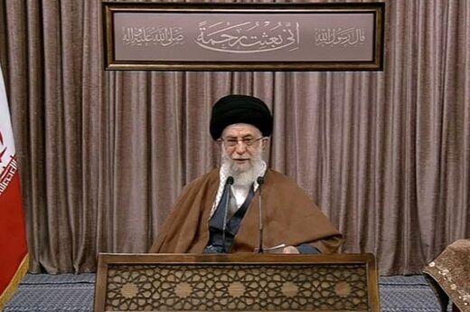 رهبر انقلاب: دو هدف دشمن در جنگ نرم؛ «شکستن زنجیره تواصی» و «وارونه نمایی از حقایق»