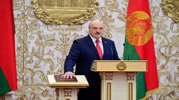 اتحادیه اروپا لوکاشنکو را به رسمیت نشناخت