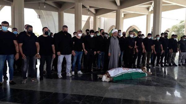 پیکر قهرمان بدنسازی ایران به خاک سپرده شد