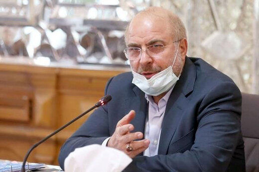 قالیباف از توافق ایران و چین دفاع کرد