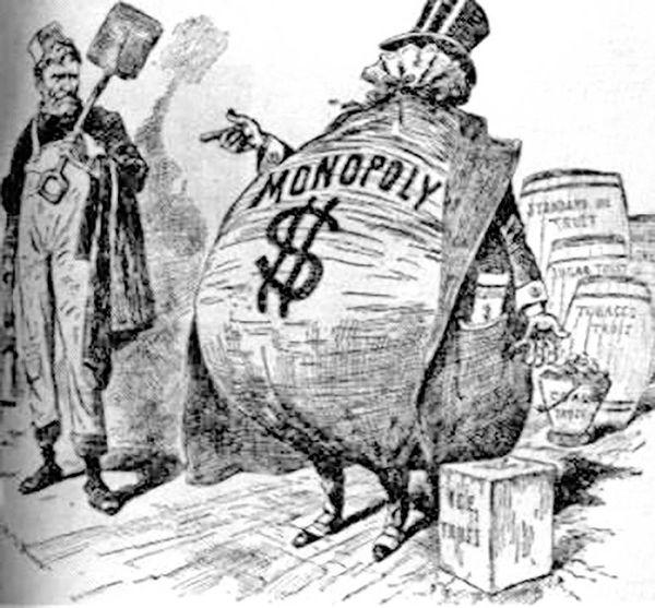 قانون ضدانحصار آمریکایی