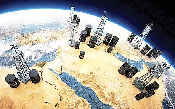 غنیمت ایران از جنگ نفتی