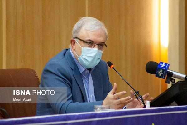 وزیر بهداشت: در تعطیلات ۶روزه، شهر حالت عادی داشت