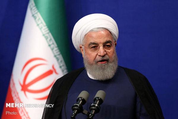 روحانی: بگذارید آنها که تجربه موفق در دیپلماسی دارند کار را پیش ببرند