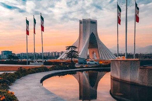 هوای تهران خنک می شود