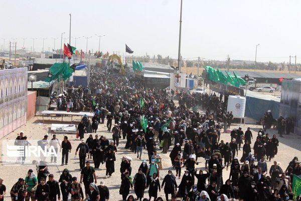 بازگشایی مرز مهران