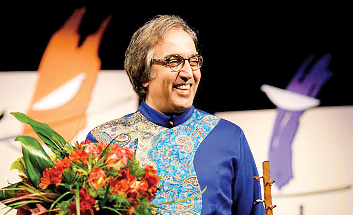 کنسرت حمید متبسم در یک جشنواره جهانی