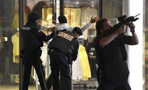 واکنش مقامهای اروپایی به حمله مسلحانه در وین