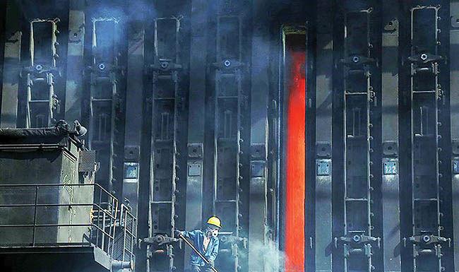 نمره تولید در صنایع بزرگ
