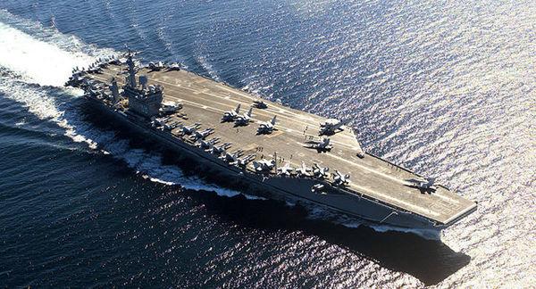 پنتاگون اعزام ناو هواپیمابرش به سواحل سومالی را تایید کرد