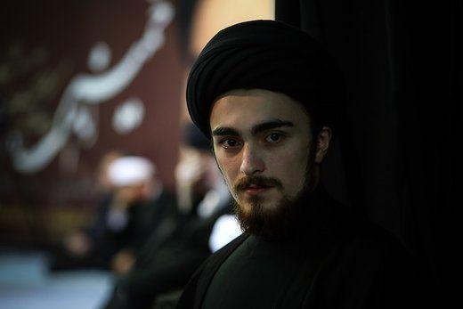 دعای ویژه پسر سیدحسن خمینی برای سیدمحمد خاتمی