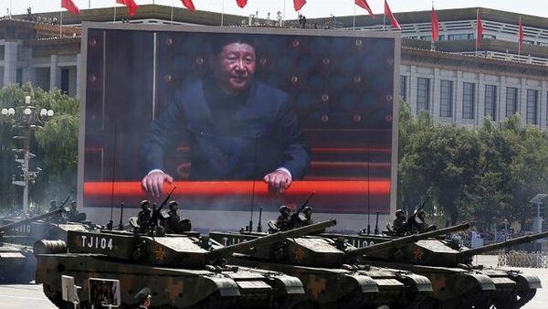 ارتش چین به حالت آماده باش درآمد