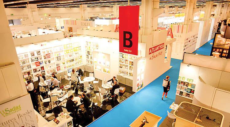 افتتاح نمایشگاه کتاب فرانکفورت با حضور ایران