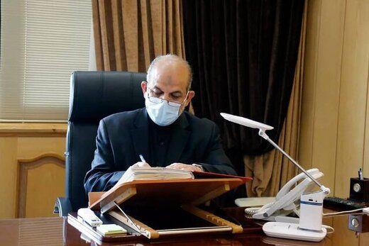 وزیر کشور پیام جدید صادر کرد