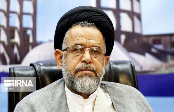 وزیر اطلاعات درگذشت آیت الله ضیاءآبادی تسلیت گفت