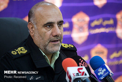 سردار رحیمی: بیش از ۹۵ درصد کسبه تهران مغازههای خود را بستهاند