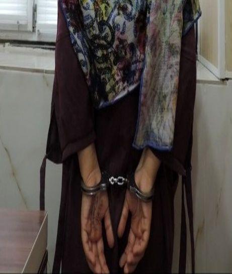 زن کودک ربا در بابلسر بازداشت شد
