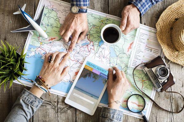 برنامهریزی برای سفر تا چه اندازه شدنی است؟