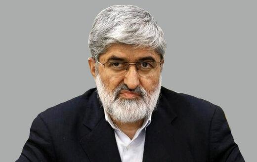 انتقاد علی مطهری از مواضع سخنگوی شورای نگهبان/ اینکه افراد را بهصرف گزارشها ردصلاحیت کنند، قابلقبول نیست