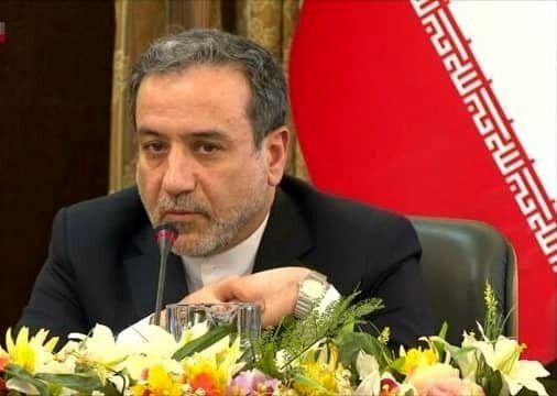 حضور عراقچی در کمیسیون امنیت ملی مجلس