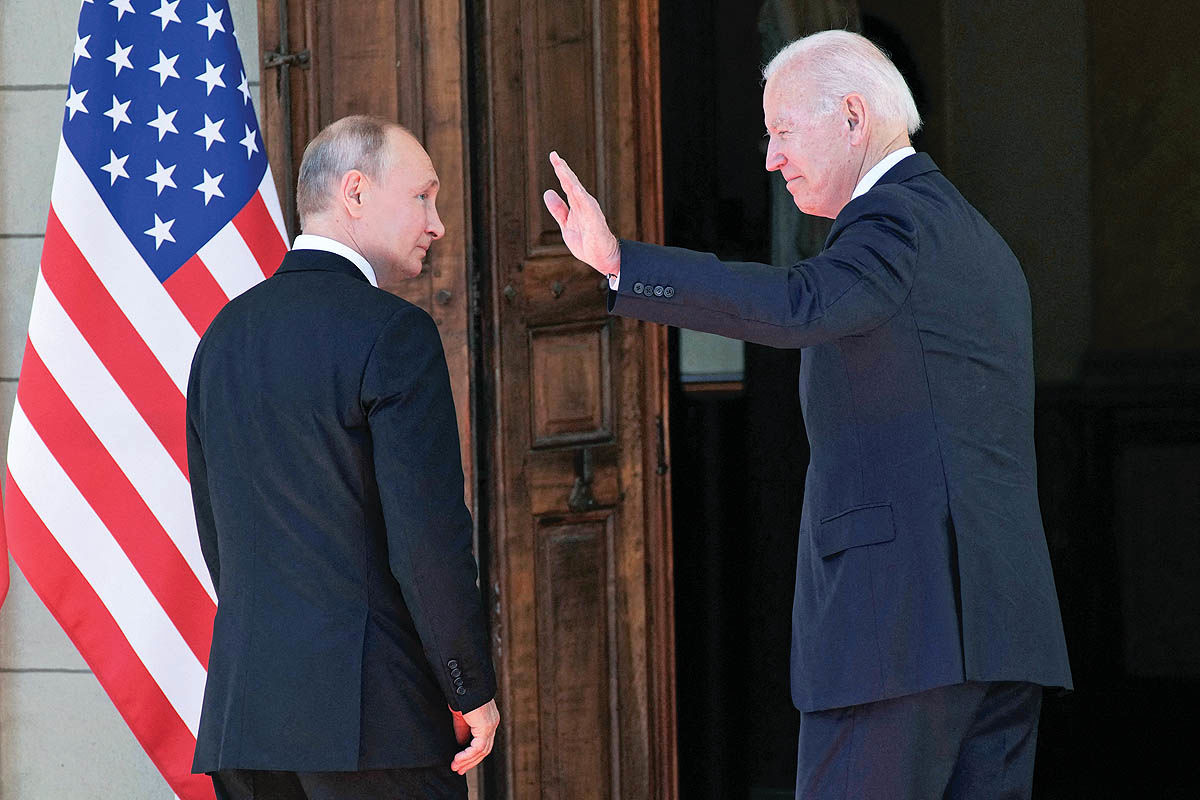 روابط واشنگتن- مسکو در عصر بایدن