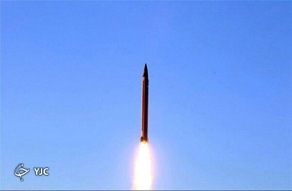 این موشک ایرانی اسرائیلیها را به وحشت انداخت+عکس