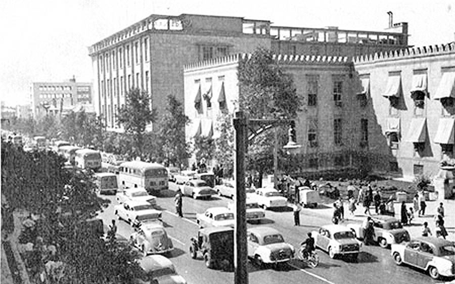جمعیت 9/ 18 میلیون نفری ایران  درسال 1335