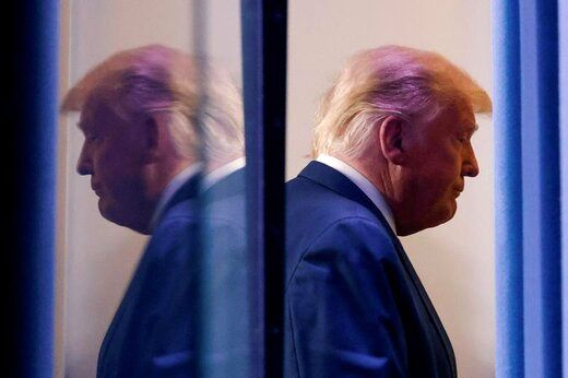 نگرانی ترامپ از ترور شدن بعد از شکست در انتخابات