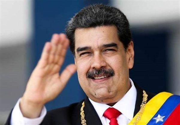 گفتوگوی تلفنی مادورو با ابراهیم رئیسی